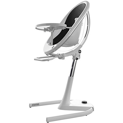 Mima Moon Baby High Chair Only Authorized Seller (Black)