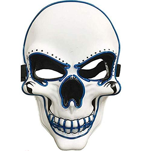 masque Halloween led