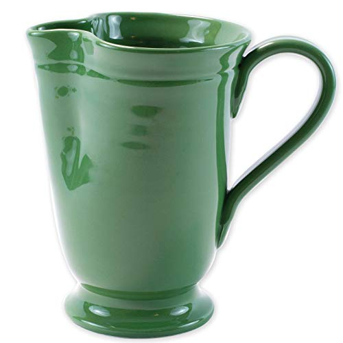Viva Fresh Green Large Footed Pitcher