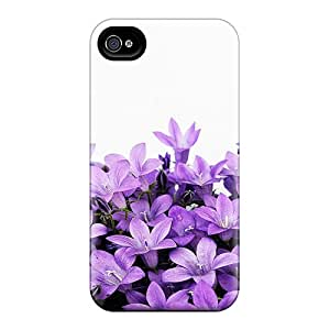 TerryMacPhail Perfect Cases For Iphone 6/ Anti-scratch Protector Cases (lilas)