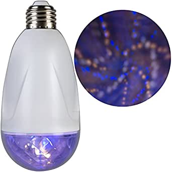 Lightshow Projection Light Bulb-Spirals by Gemmy Industries