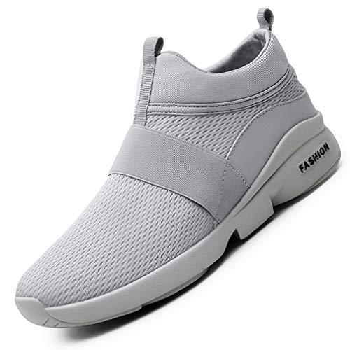 WEIDANSIER ランニングシューズ メンズ 靴 スニーカー シューズランニングシューズ メンズ 靴 軽量 24.5cm-28.0cm