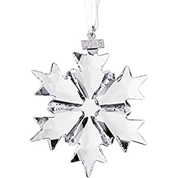 05ba001da862 Swarovski Annual Edition 2018 Christmas Ornament Large Clear Crystal
