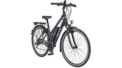 FISCHER FAHRRAEDER E-Bike Trekking Damen ETD1616, 28 Zoll, 24 Gang, Heckmotor, 418 Wh 71,12 cm (28 Zoll)