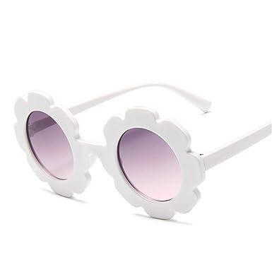 Wang-RX Gafas de sol para niños Gafas de sol para niños ...