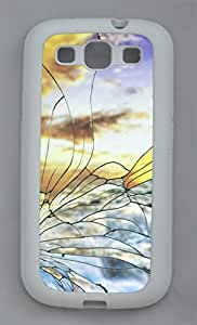 DIY Back Soft Rubber Case Cover For Samsung Galaxy S3 I9300 TPU Shell Skin For Samsung Galaxy S3 I9300