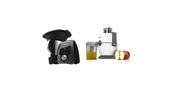 Cecotec Robot de Cocina Multifunción Mambo 7090 + Licuadora ...