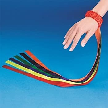Wrist Ribbons (Pack of 12)