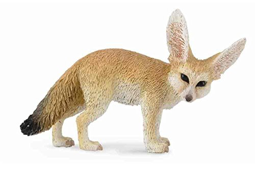 Fox Animal Figurine - CollectA Wildlife Fennec Fox