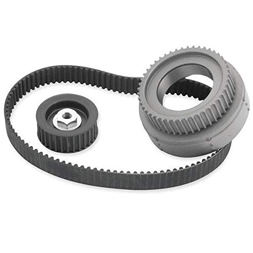 Belt Drives Ltd Primary Belt Drive with Idler Bearing for Harley 11mm 1-1//2in One Size
