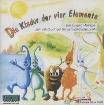 Die Kinder der vier Elemente, Audio-CD