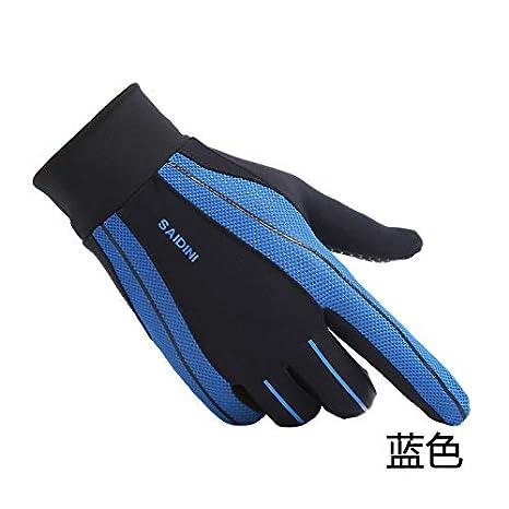 d83fd874c6605a QIR-gloves Handschuhe Sport bedeutet Radfahren Sommer Sommer dünne Männer  im Freien Angeln Bergsteigen Rutschfeste
