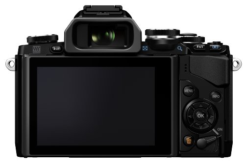 Olympus E-M10 Mirrorless Digital Body only