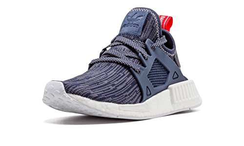Adidas NMD XR1 PK Womens Primeknit Glitch Navy BB3685 US Women Size 6