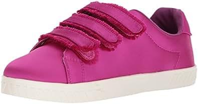 TRETORN Women's CARRYFRG7 Sneaker, Dark Pink, 4 Medium US