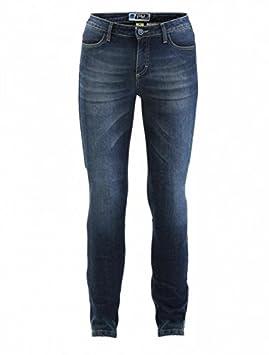 PMJ Rider Lady Jeans Mid 32 - Pantalones Vaqueros para Mujer ...