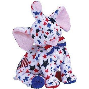 (Ty Beanie Babies - Righty 2004 the Elephant )