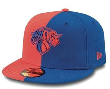 buy popular 06424 ef8b7 New Era NBA NEW YORK KNICKS Two Tone 59FIFTY Cap, Größe 7 5