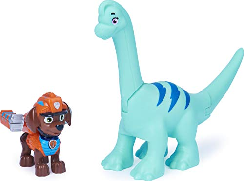 Paw-Patrol-Dino-Rescue-Zuma-and-Dinosaur-Action-Figure-Set-for-Kids-Aged-3-and-up