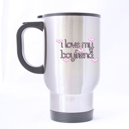 Durable Funny I Love My Boyfriend Theme - 100% Stainless for sale  Delivered anywhere in USA