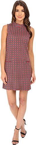 Sanctuary Clothing Women's MOD Plaid Dress, Vintage Plaid, (Vintage Mod Dresses)