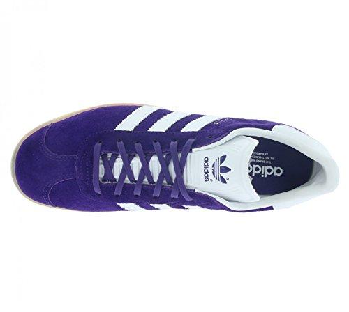 adidas Gazelle Calzado purple/white