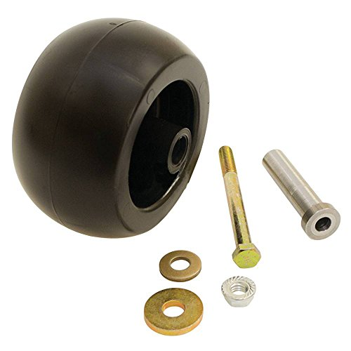 (ONE (1) Deck Wheel / Roller Kit for Kubota Exmark Toro 103-7263 103-4051 103-3168)