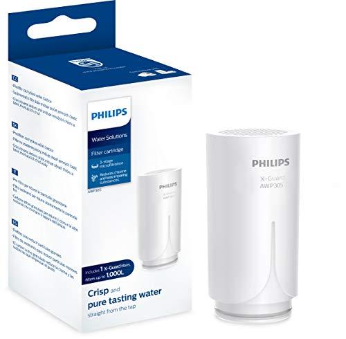 Philips Water AWP305 Philips X-Guard On Tap Waterfiltercartridge, Kunststof, 1000 liter