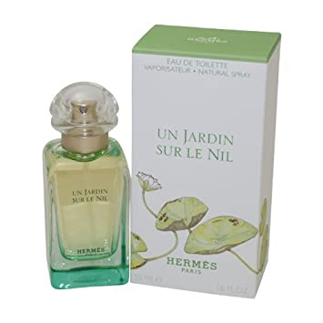 Hermes Un Jardin Sur Le Nil By Hermes For Men. Eau De Toilette Spray 1.7-Ounces