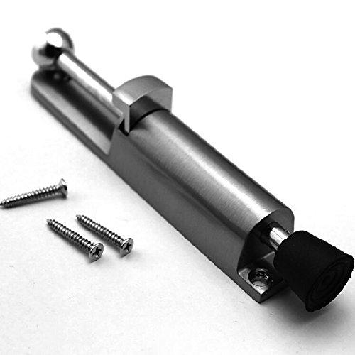 y-Step Door Stopper Plunger Foot Operated Door Holder (Plunger Door Stop)
