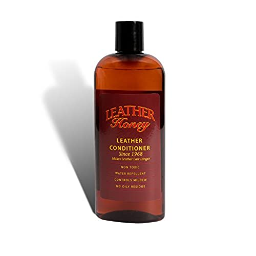 Leather Honey Leather Conditioner, Best Leather Conditioner Since 1968. For  Use On Leather Apparel, Furniture, Auto Interiors, Shoes, Bags And  Accessories.