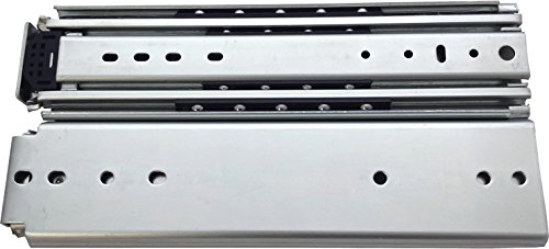 3300 Series 500 LB Full Extension Drawer Slide (40inch) by Ryadon