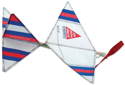 Land, Sea And Air Model Activity Kits-Delta Dart - Delta Dart