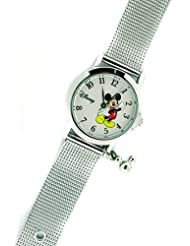 Ladies Out Of Production Mickey Mouse Disney Watch MU1249