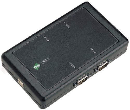 DIGI International Edgeport/4 USB To 4port Rs232 Serial by Digi