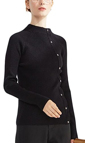 today Jacket Womens Vest Lapel Lamb Wool Suede Black Lined Quilted UK 8485qznwxr