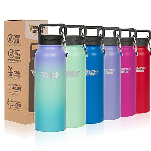 Healthy Human Stainless Insulated Bottles