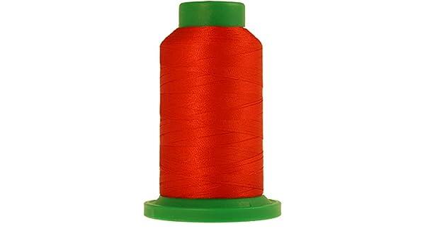 Organizador para bobinas de hilo de poliéster Diseño de chica y amapolas 1703 1000 m: Amazon.es: Hogar