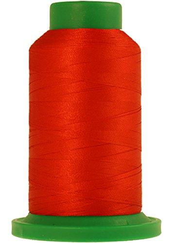 Organizador para bobinas de hilo de poliéster Diseño de chica y amapolas 1703 1000 m