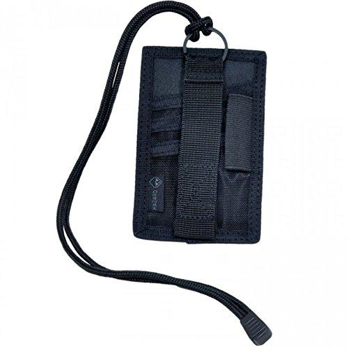 Black Hazard 4 Badger Lanyard Patch//Cards Holder W//Key Ring