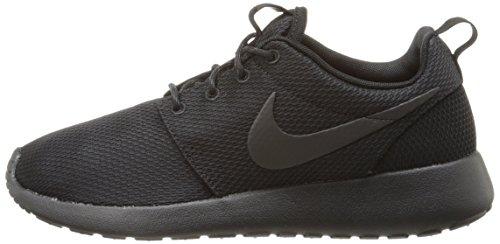 Nike Roshe Één Van Vrouwen Loopschoenen 511882-096 Zwart 9 M Ons
