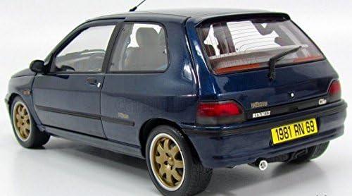 Renault Clio Williams 1993 Blau 185230 Model Car Norev 1 18 Spielzeug