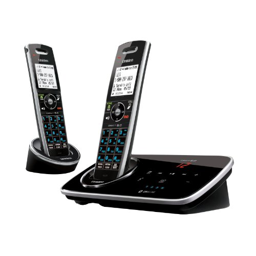 Uniden Bluetooth (Uniden D3280-2 Cordless Phone/Answering System with 2 Cordless Handsets)