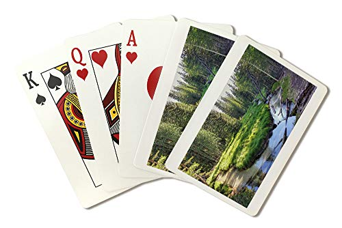 - Nevada Great Basin National Park - Alpine Lakes Trail Photography A-89986 (Playing Card Deck - 52 Card Poker Size with Jokers)
