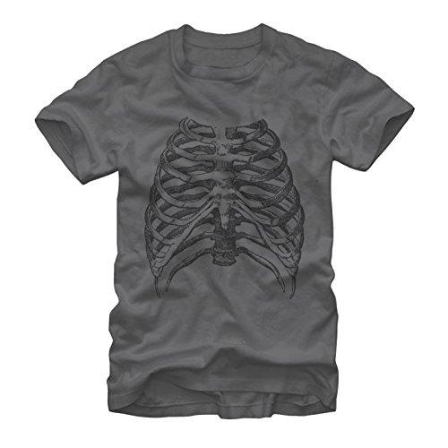 Lost Gods Rib Cage Mens M Graphic T Shirt