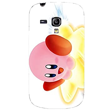 Adorable Kirby Phone Case Cover For Samsung Galaxy S3 Mini