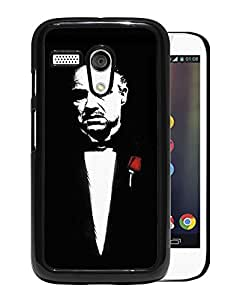New Beautiful Custom Designed Cover Case For Motorola Moto G With The Godfather Phone Case