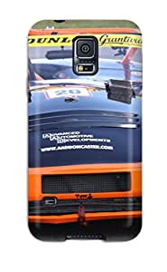 Race Car Case Cover For Galaxy S5 Awesome Phone Case