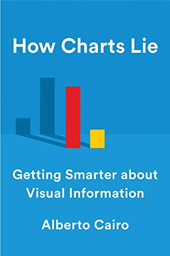 Book Cover: How Charts Lie: Getting Smarter about Visual Information