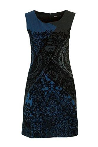 Dress Desigual 18wwvk93 Negro Negro Mujeres 18wwvk93 Dress Desigual 18wwvk93 Mujeres Desigual Dress RTzqBwB5